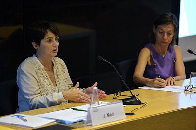 Joana Marí, responsable de consultoría de la Autoridad Catalana de Protección de Datos (ApdCAT).