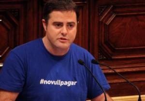 Uriel Bertran. Fuente: www.solidaritatcatalana.cat