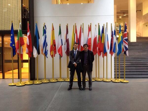 Alejandro del Campo y Miquel Mas, de DMS Consulting. Fuente: DMS Consulting.