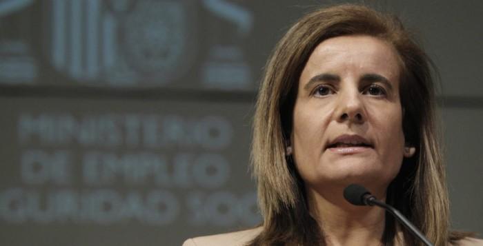 Ministra Fátima Bañez