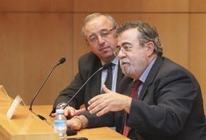 Josep Canício Querol, Degano del Col·legi d'Advocats de Barcelona. Fotografia de www.cicac.cat