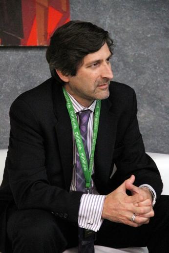 Ariel Dulitzsky. Fotografia: Fernando Galvez