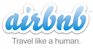 Logotipo de la empresa Airbnb