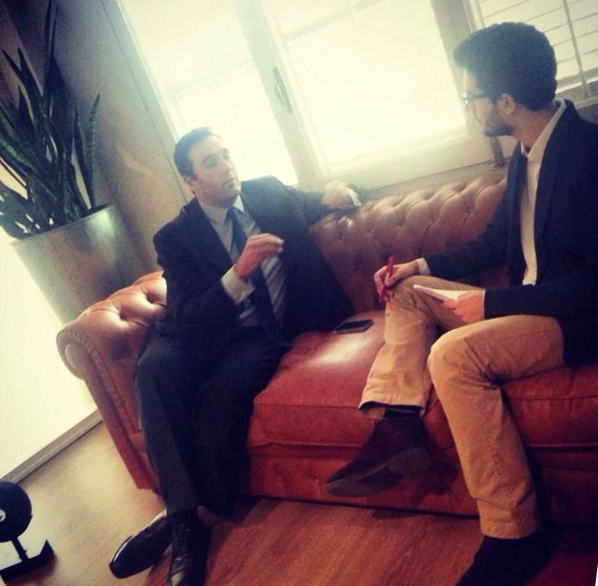 Entrevista a Javier Berrocal, Managing Partner de Santiago Mediano Abogados