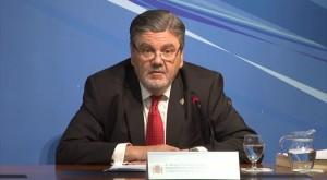 Imagen del magistrado Jorge Rodríguez Zapata. FUENTE: vimeo.com