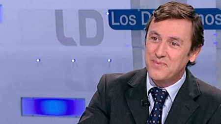 Rafael Hernando, portavoz del Partido Popular en el Congreso de los Diputados