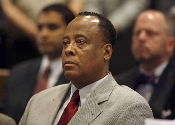 Dr Conrad Murray acusado de mentir en la muerte del cantante Michael Jackson