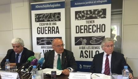 Abogacia Española Derechos Refugiados
