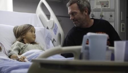 Fotograma de la serie de televisión 'Doctor House'.