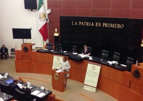Foto decana Senado México