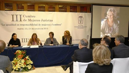 III Cumbre Mujeres Juristas