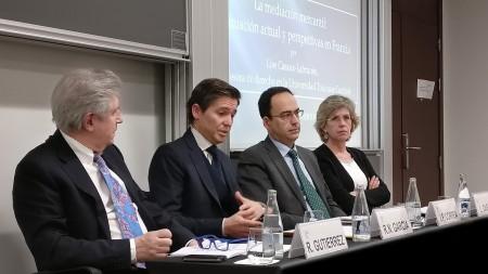 ESADE Law School-Mediacion Derecho Mercantil