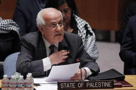 Foto de S.E. Riyad Mansour, Representante Permanente de Palestina en Naciones Unidas, extraída del artículo publicado en Elpais.cr