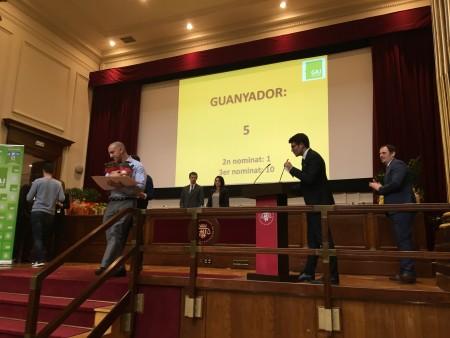 Premios Taronja i Llimona - GAJ Barcelona - Foto 2