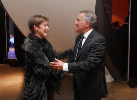Victoria Ortega, presidenta del CGAE, y José Félix Alonso-Cuevillas, presidente de Alter Mutua