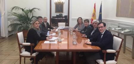 Reunión CGAE y Ministerio de Justica