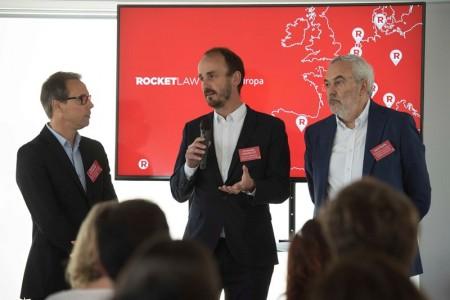 Evento Presentación Rocket Lawyer 2