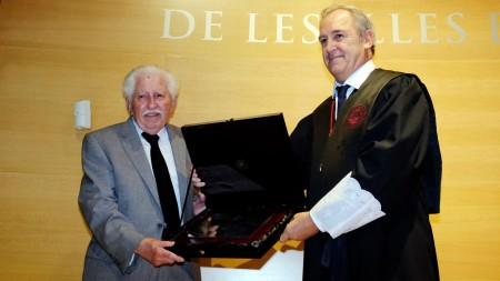 Jaime Gelabert Martorell y Martín Aleñar.