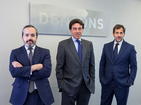 New partners Dentons Spain
