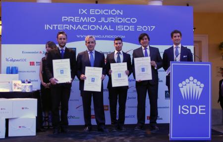 Premio Juridico ISDE