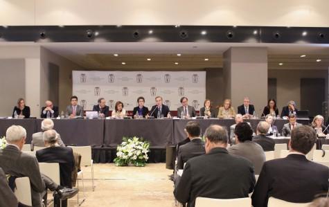 Junta General Ordinaria y Extraordinaria del Colegio de Abogados de Madrid