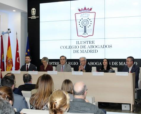 Inauguración de la sección sobre Derecho y Cultura del ICAM