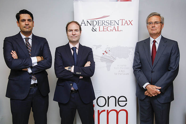 Sevilla 09-05-2018 Andersen Tax & Legal  Foto : Manuel Olmedo