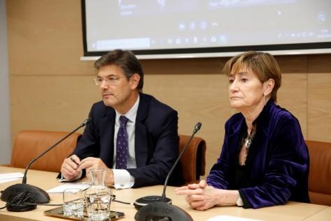 Rafael Catala y Victoria Ortega (2)