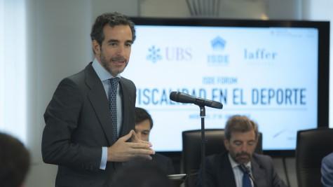 D. Juan José Sánchez Puig Director General ISDE-Fiscalidad en el Deporte 4