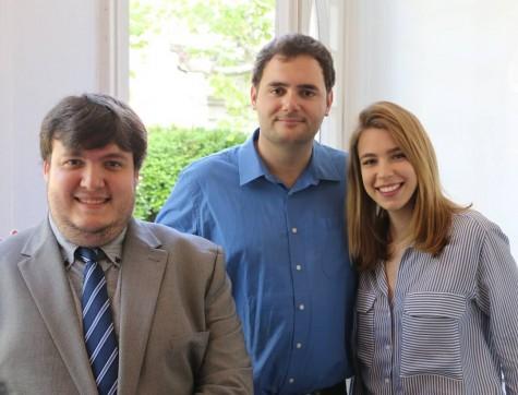 Miembros del Consejo de Gobierno del Instituto de Salud Mental de la Abogacía.