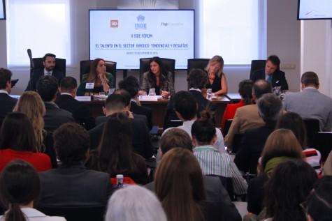 II ISDE Fórum - El talento en el sector jurídico