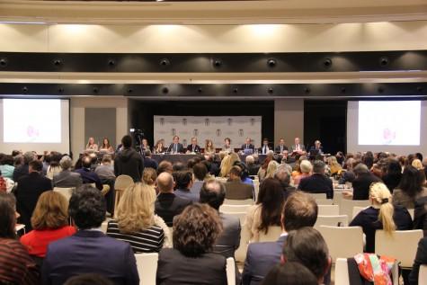 La Junta de Gobierno del ICAM, encabezada por el decano José María Alonso, ha recibido el respaldo mayoritario de los colegiados madrileños a los presupuestos para 2019