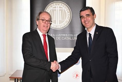Ignasi Puig. Autor Miquel Coll