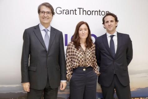 Inauguración de la oficina de Grant Thornton en Vigo