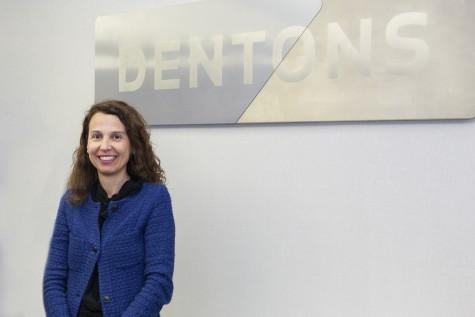 Dentons - María Cortizas