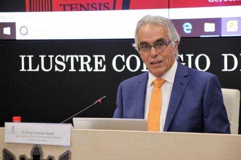 Diego García-Sayán, relator especial de las Naciones Unidas para la Independencia de Magistrados y Abogados,