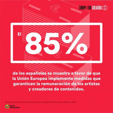 Infografía 3 Europe for Creators