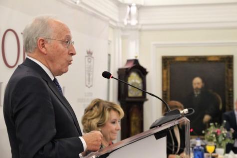 Manuel Pizarro, presidente de la real Academia de Jurisprudencia y Legislación