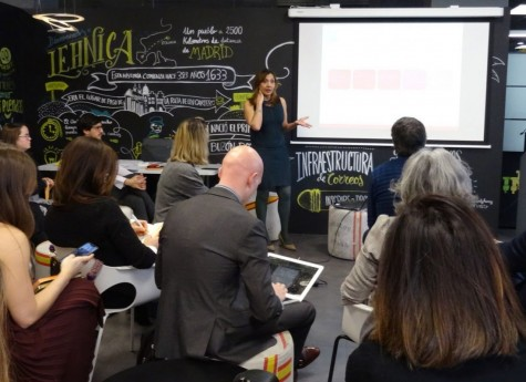 María Jesús González-Espejo formando en transformación digital a abogados de despacho (1)