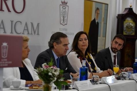 7. Mesa redonda del Foro Justicia ICAM homenaje a las víctimas del terrorismo
