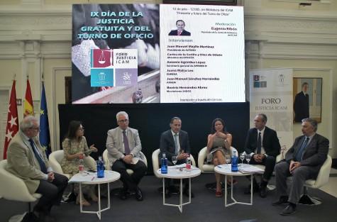 Carlos de la Sotilla, Juana Malca, Juan Mayllo, Eugenio Ribón, Beatriz Hernández, Juan M Sánchez y Antonio Agúndez (2)
