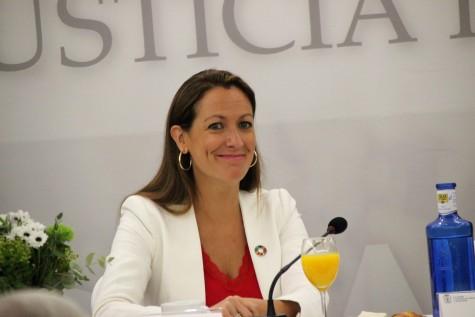 María Eugenia Gay, decana del ICAB, protagonista del Foro Justicia del ICAM