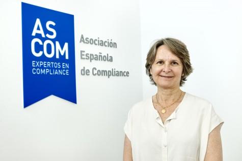 Foto Sylvia Enseñat - Presidenta ASCOM