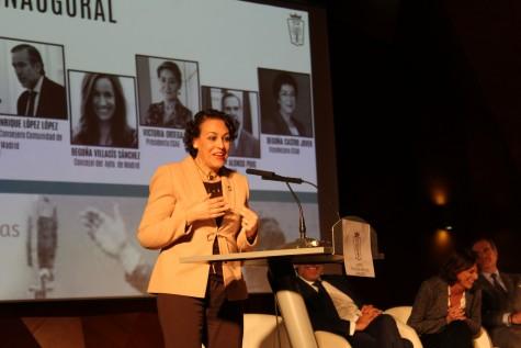 Intervención de la Ministra de Trabajo en funciones, Magdalena Valerio Cordero