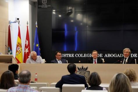 Jornada sobre los aspectos jurídicos en el tratamiento de la desaparición de personas