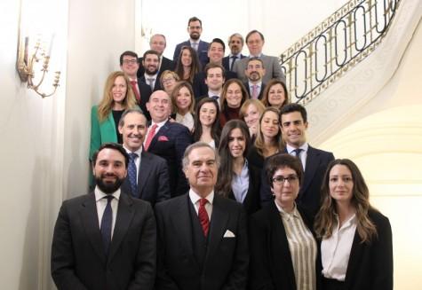 Reunión Juntas de Gobierno ICAM y AJA
