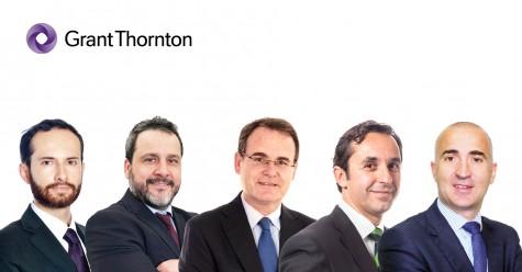 Nuevos Socios de Grant Thornton